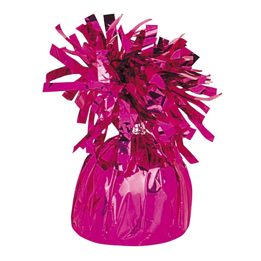 View larger image of Magenta Foil Balloon Weight