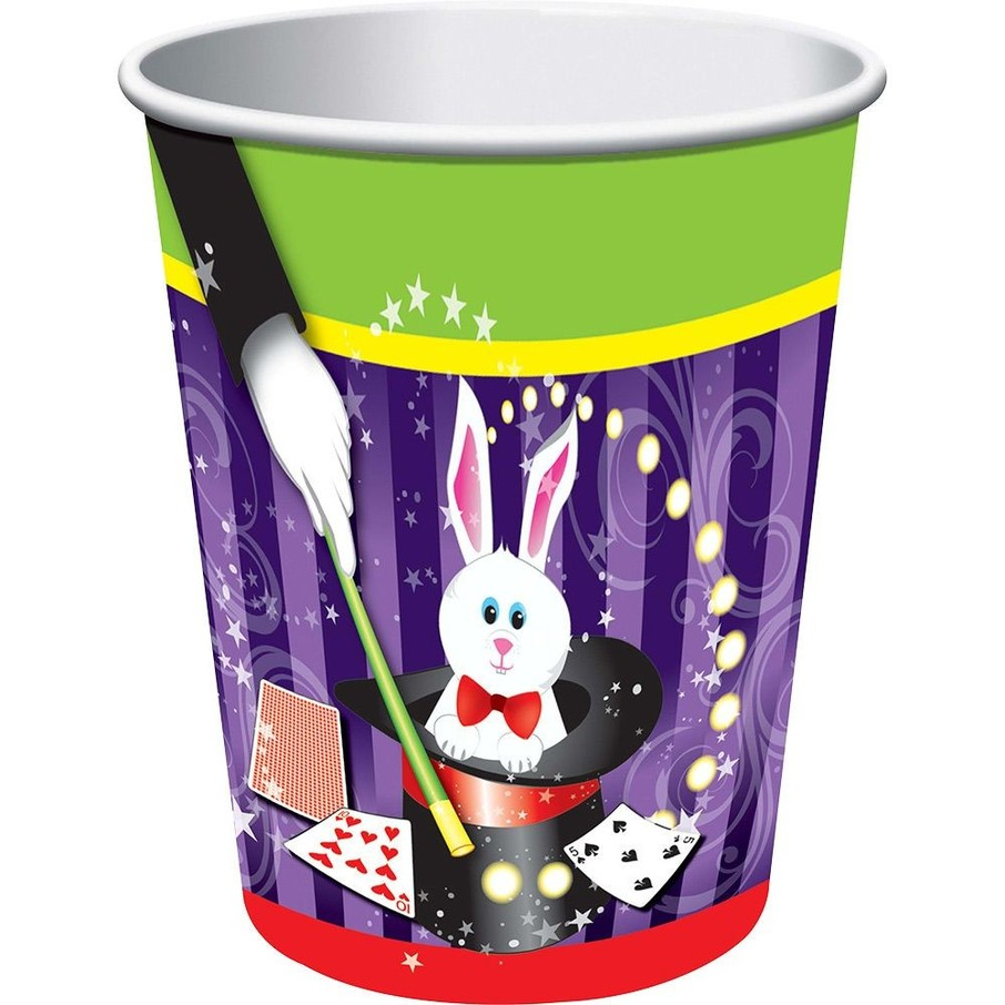 View larger image of Magic 9 Oz Cups (8 Pack)
