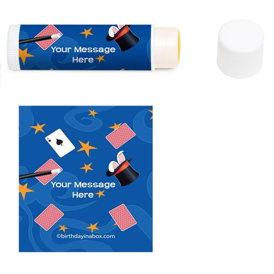 View larger image of Magic Personalized Lip Balm (12 Pack)
