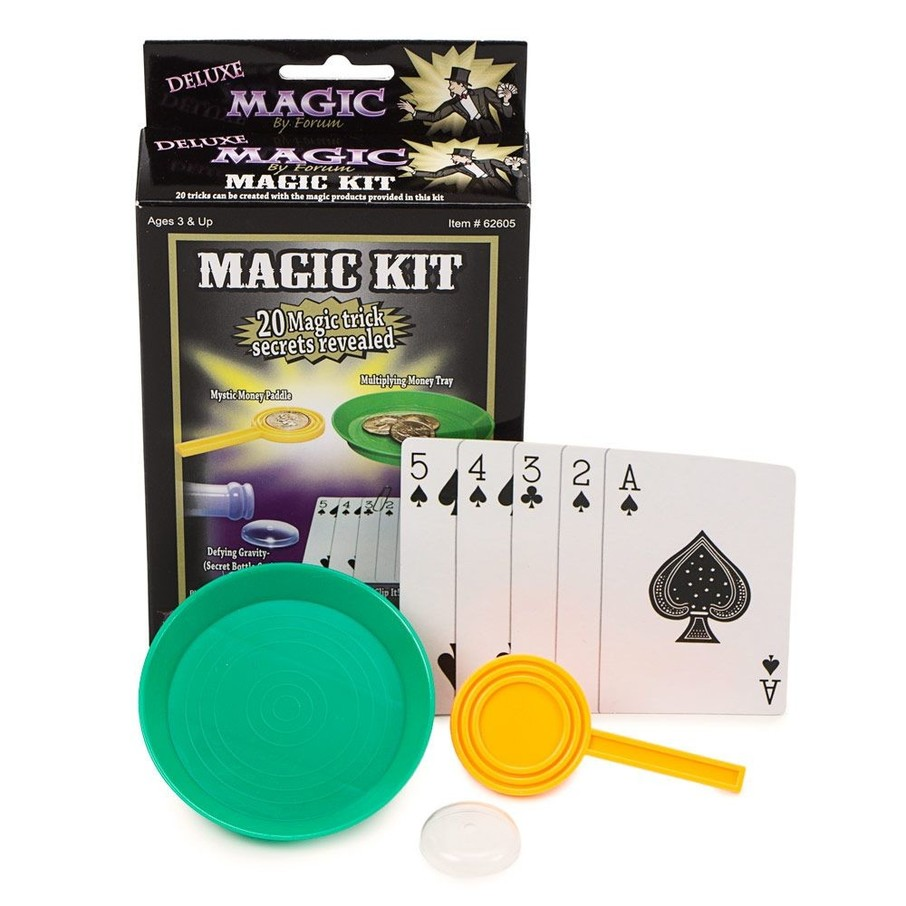 View larger image of Magic Tricks Deluxe Kit (each)