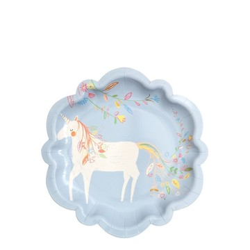 Magical Princess Dessert Plate, 8ct