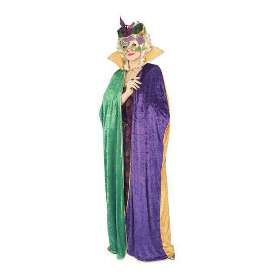 View larger image of Mardi Gras Cape Adult