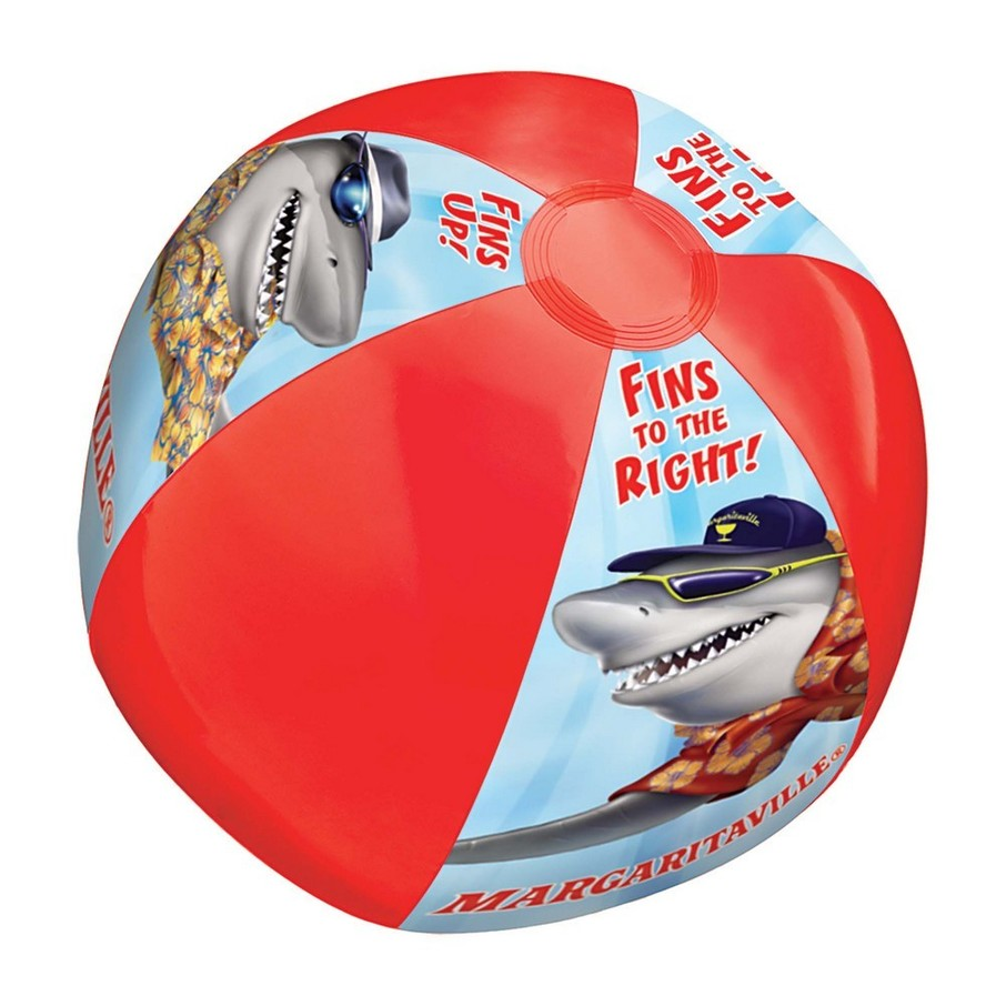 View larger image of Margaritaville Inflatable Beach Ball