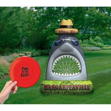 Margaritaville Inflatable Shark Toss Game