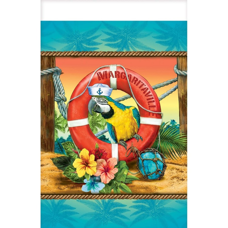 View larger image of Margaritaville Plastic Table Cover