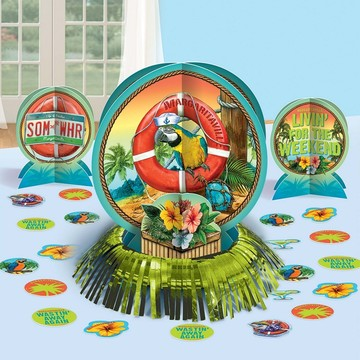 Margaritaville Table Decorating Kit