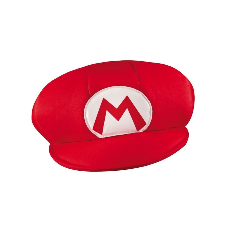View larger image of Mario Adult Hat