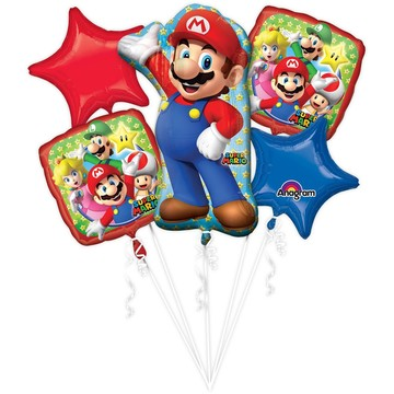 Mario Bros Bouquet