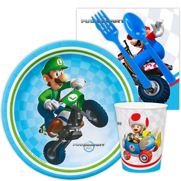 Mario Kart Wii Snack Party Pack
