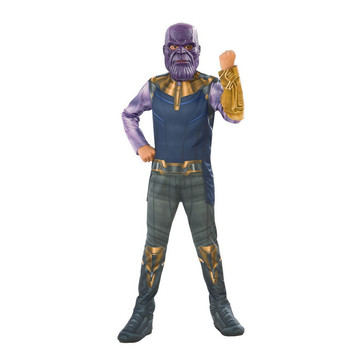Marvel Avengers Infinity War Thanos Boys Costume