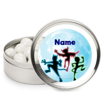 Masked Heroes Personalized Mint Tins (12 Pack)