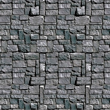 Medieval Stone Wall Backdrop (Each)