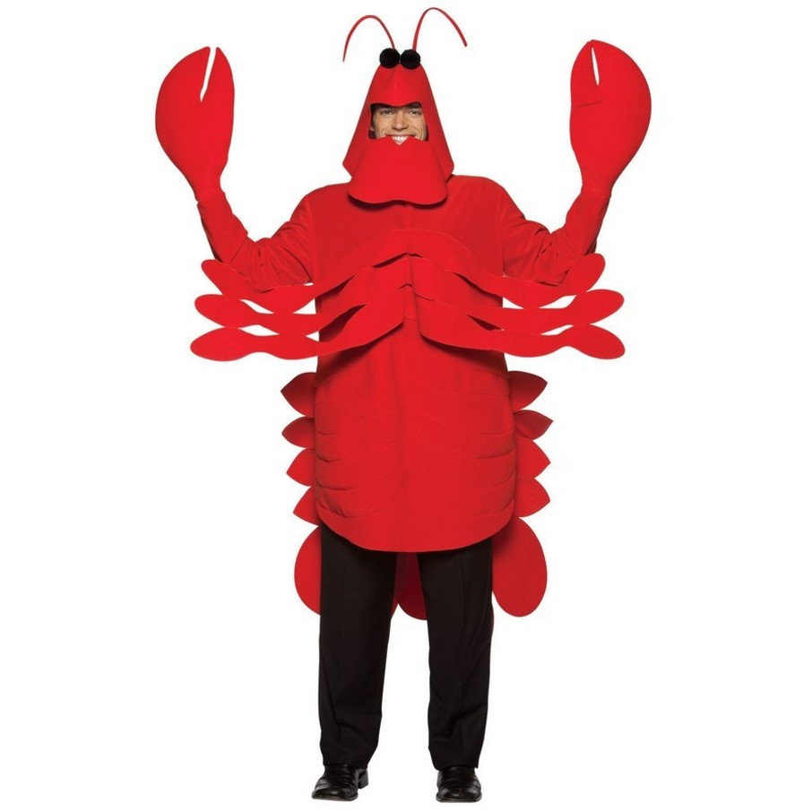 View larger image of Mens Lightweight Lobster Costume