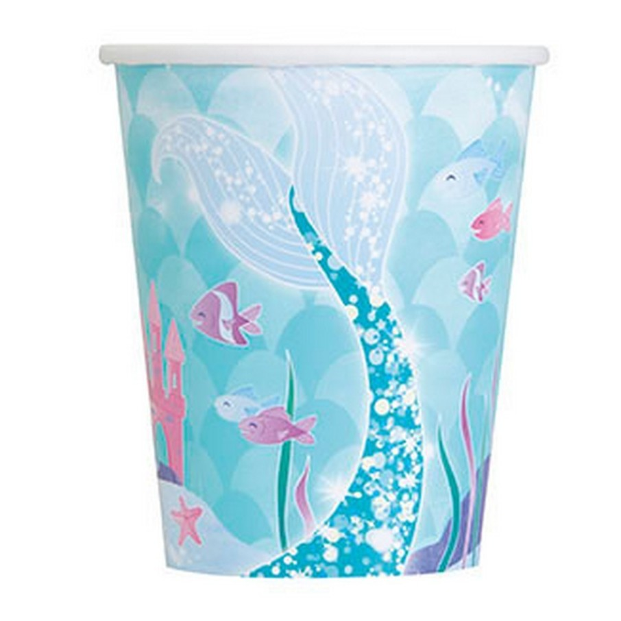 View larger image of Mermaid 9oz. Cup (8)