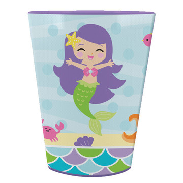 Mermaid Friends 16 oz Plastic Favor Cup