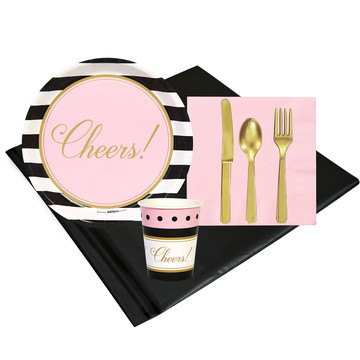 Cheers to You 8 Guest Party Pack