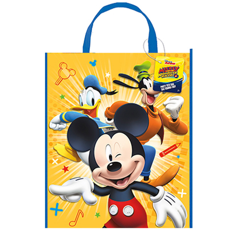 View larger image of Mickey and Friends Party Tote Bag (Each)