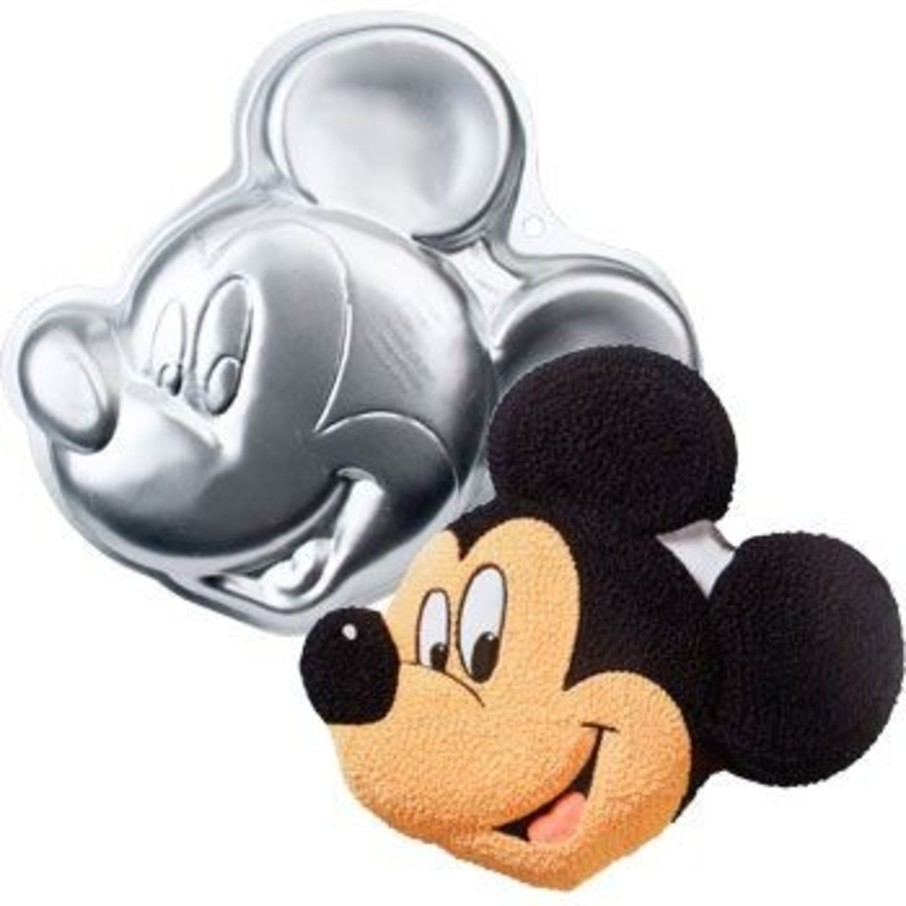 View larger image of Mickey Mouse Cake Pan (each)
