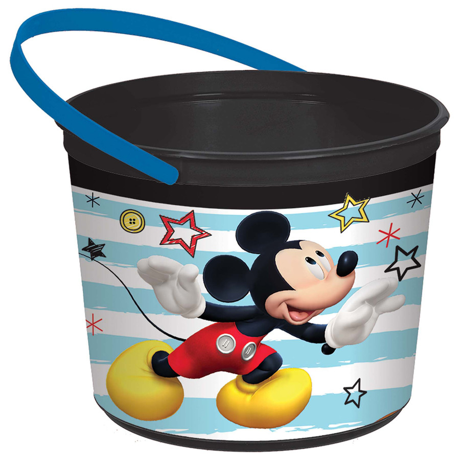 View larger image of Mickey On The Go Favor Container (1)