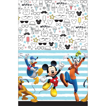 Mickey On The Go Table Cover (1)