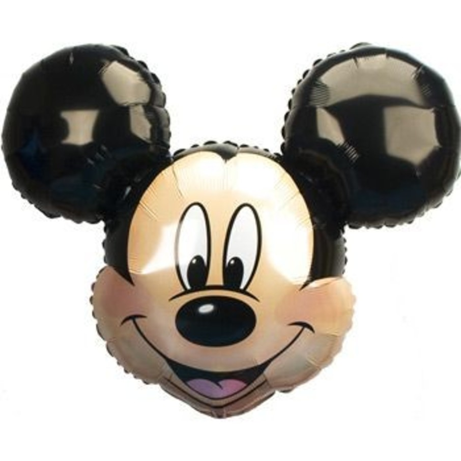 View larger image of Mickey Shaped Mylar Balloon (each)