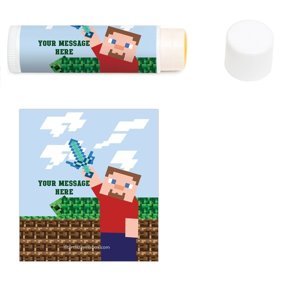 View larger image of Mind Craft Personalized Lip Balm (12 Pack)