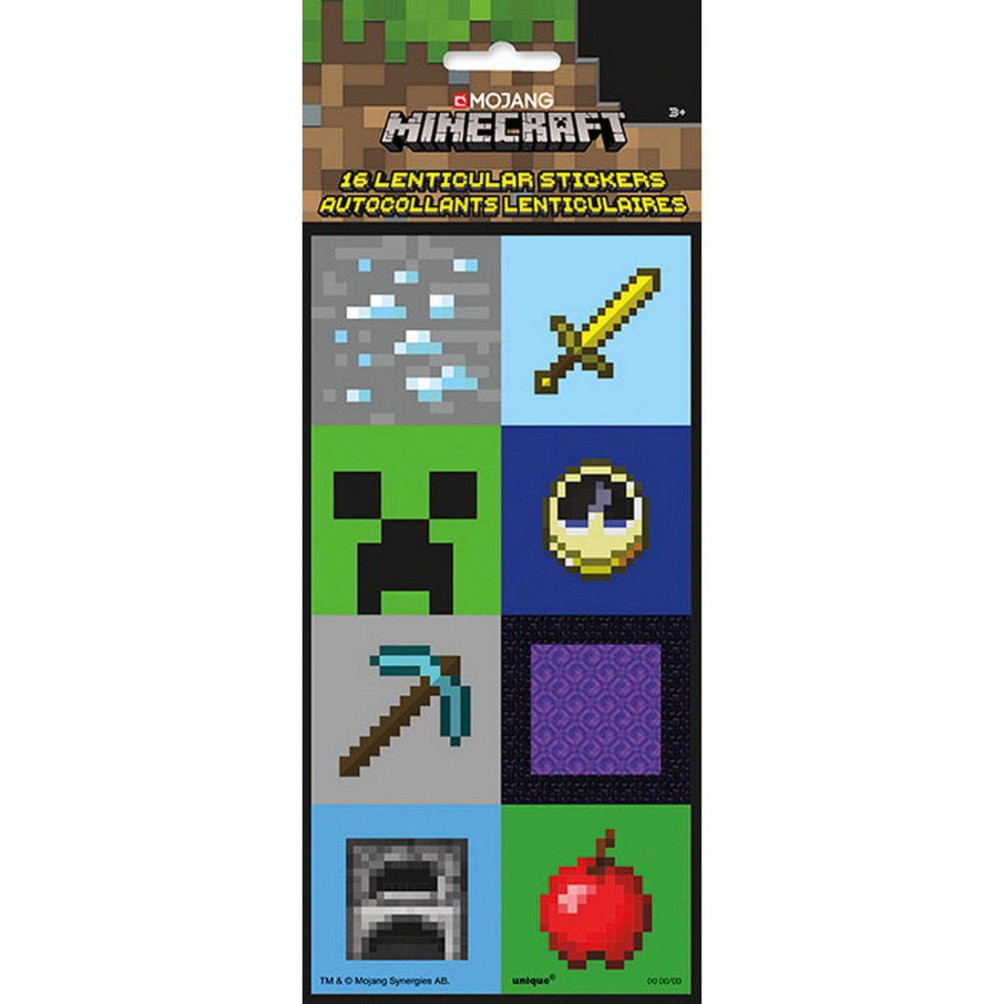 View larger image of Minecraft Stickers