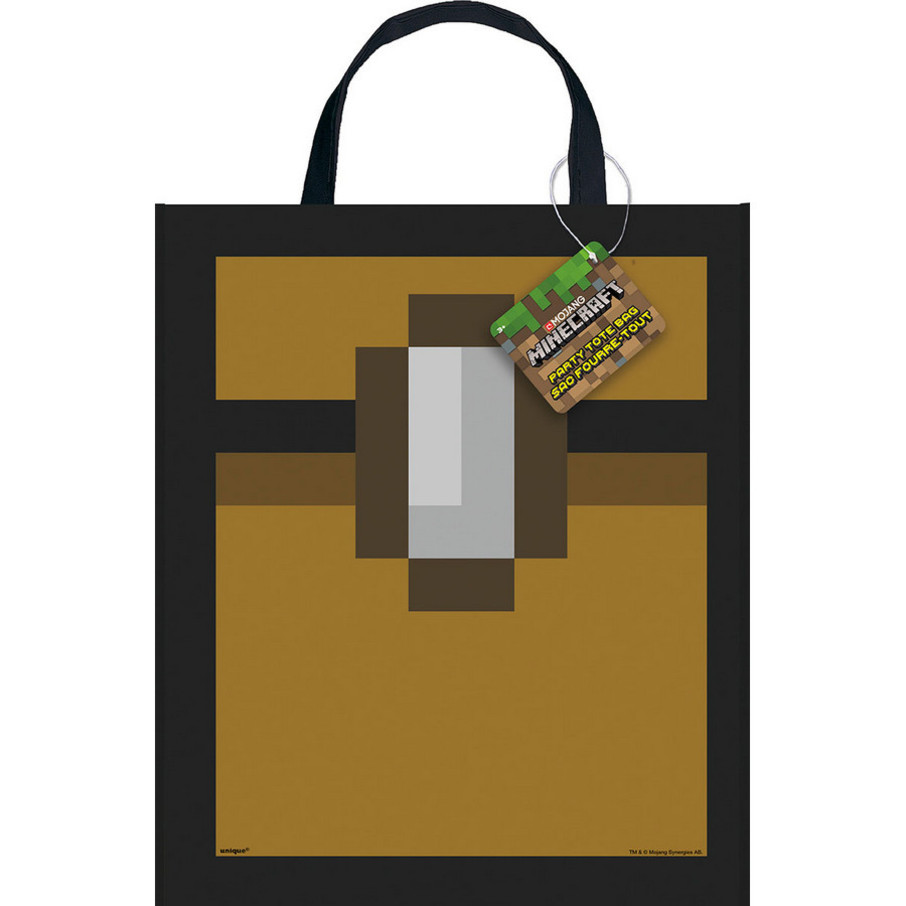 View larger image of Minecraft Tote Bag (1)
