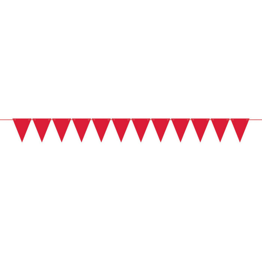 View larger image of Mini Create Your Own Red Pennant Banner