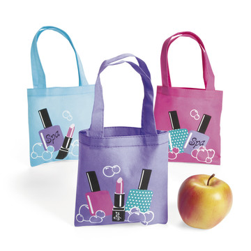 Mini Spa Party Tote (12)