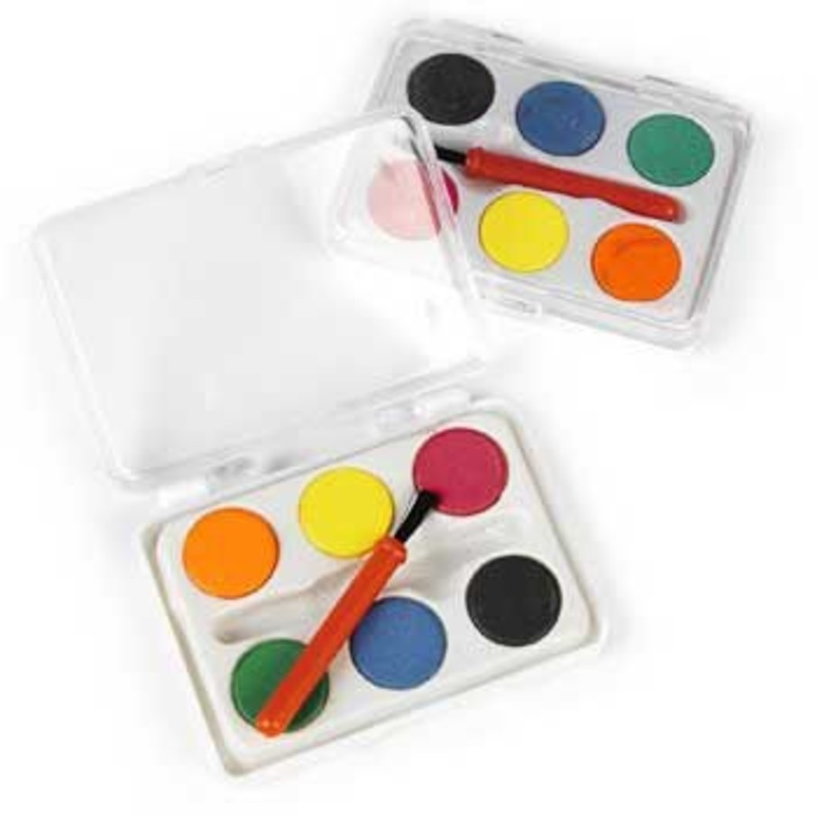 View larger image of Mini Watercolor Paint Set (36)