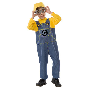 Minion Boy's Costume