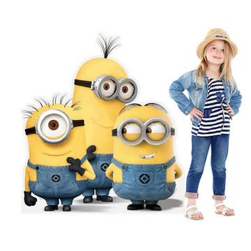 Minion Group Standee