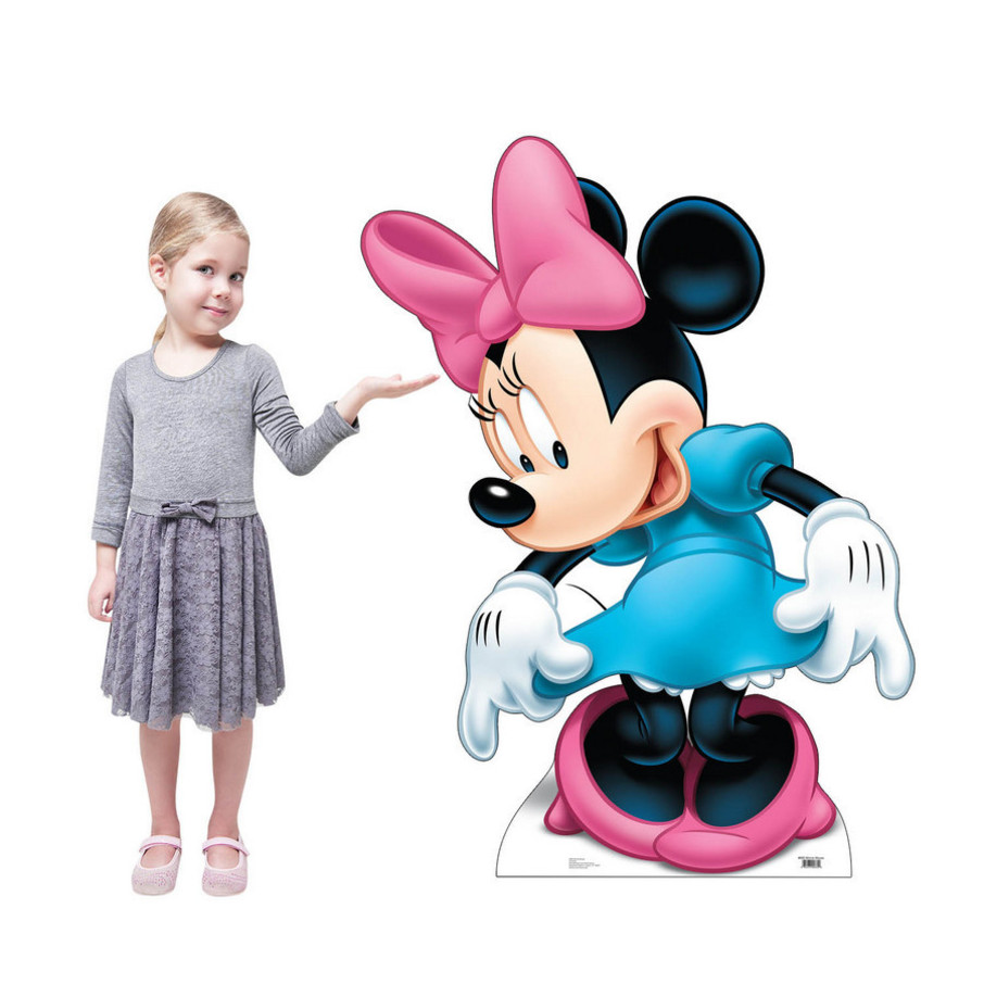 View larger image of Minnie Mouse Cardboard Standup