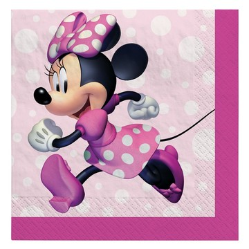 Minnie Mouse Forever Beverage Napkins (16)