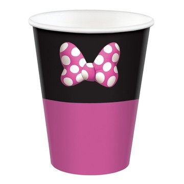 Minnie Mouse Forever Paper Cups (8)