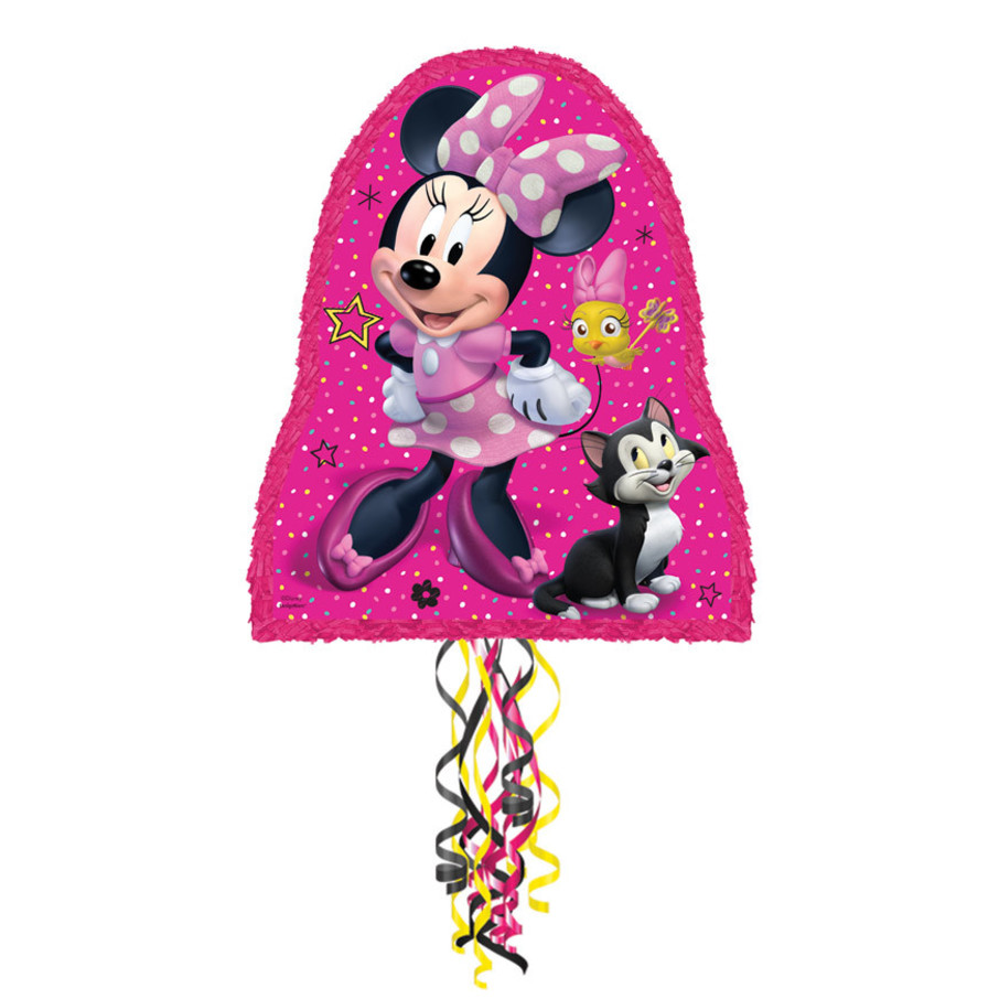 View larger image of Minnie Mouse Happy Helpers Pinata (1)