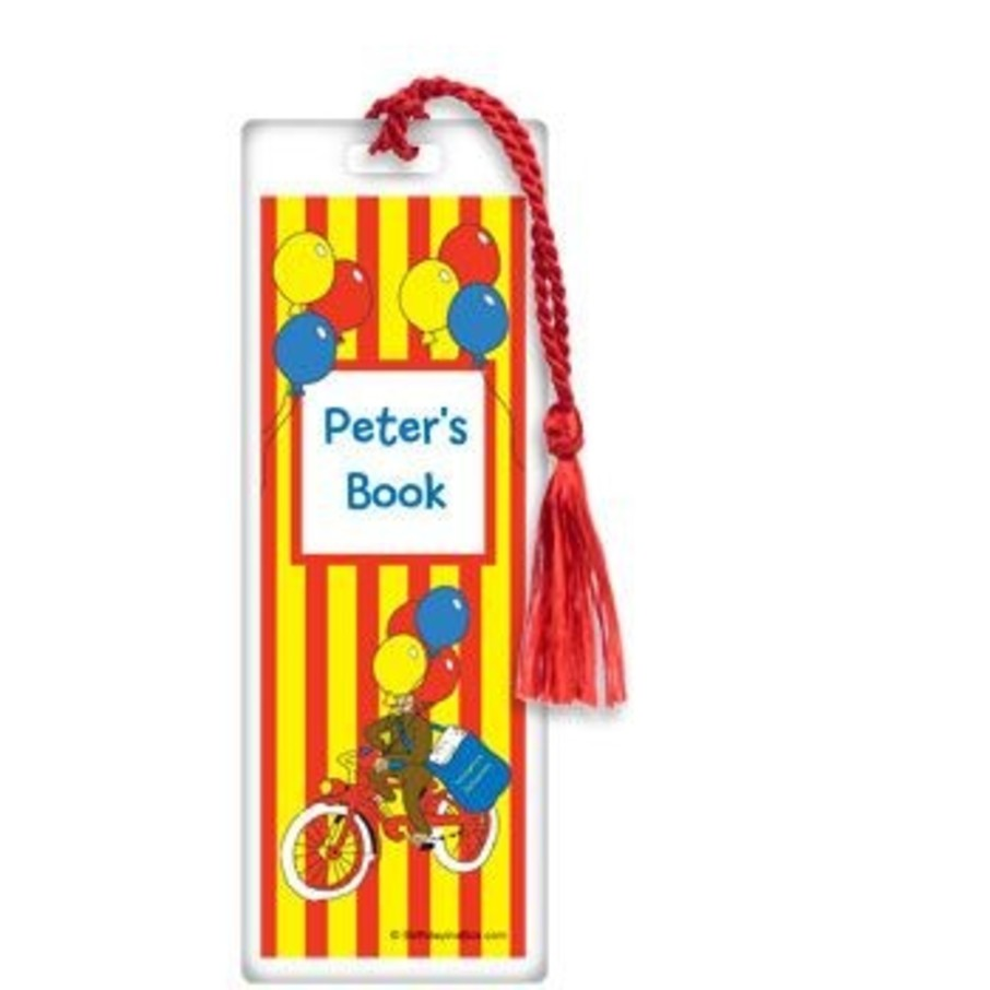 View larger image of Monkey Personalized Bookmark (each)