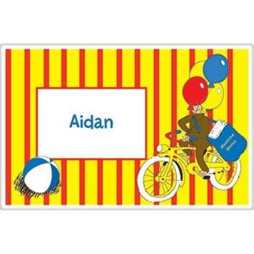 Monkey Personalized Placemat (each)