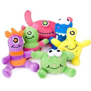 Monster Plush (12)