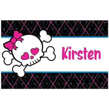 Monster School Personalized Placemat (each)Monster School Personalized Placemat (each)