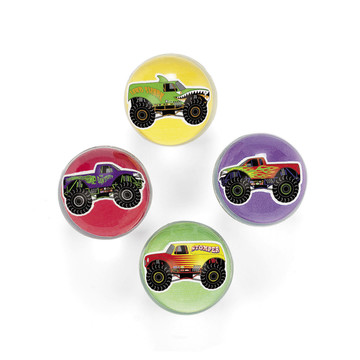 Monster Truck Bouncing Balls (12)