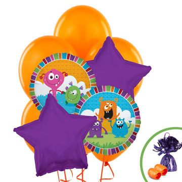 Monsters Balloon Bouquet