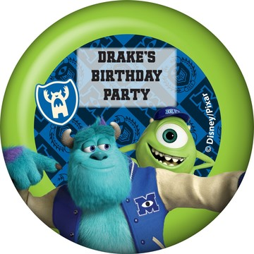 Monsters Personalized Magnet (Each)