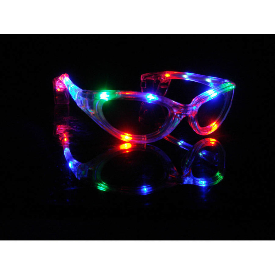 View larger image of Multicolor LED Sunglasses (1)