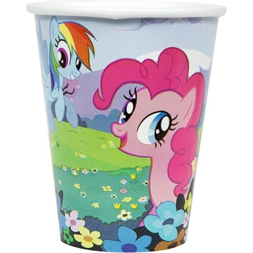 My Little Pony 9oz. Cups (8 pack)