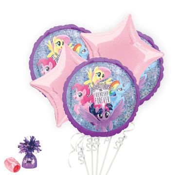 My Little Pony Balloon Bouquet Kit