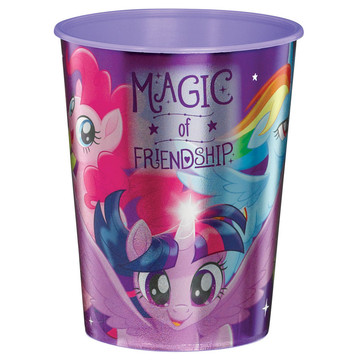 My Little Pony Friendship Adventures 16 Oz. Plastic Favor Cup