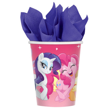 My Little Pony Friendship Adventures 9 Oz. Cup, 8ct