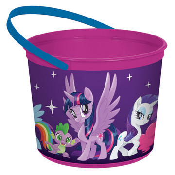 My Little Pony Friendship Adventures Favor Container
